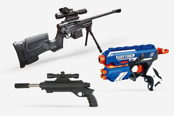 Best Toy Guns For Children: A Fun And Safe Way To Keep Kids Active