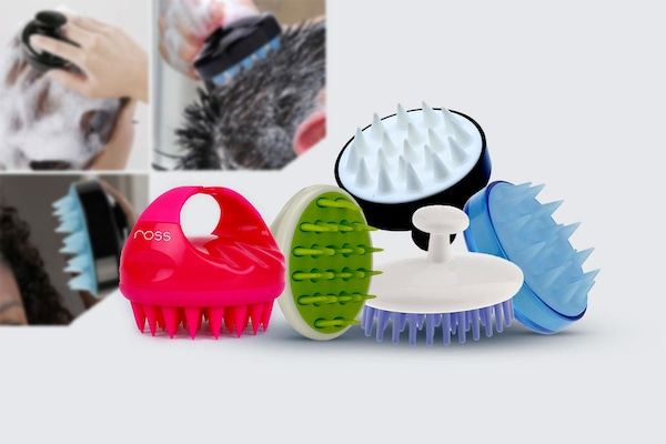 Scalp Massage Shampoo Brushes: For That Ultimately Relaxing Head Bath