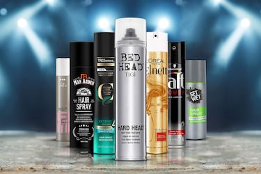 Best Hair Sprays With Strong Hold