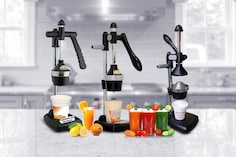 Juice It Up With These Hand Press Juicers