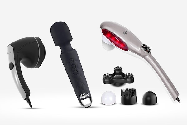 De-Stress Yourself With The Best Handheld Massagers