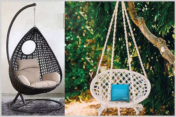 Hanging Swing Chairs: An Easy Way To Redefine Your Tea Time