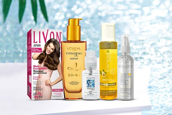 Best Heat Protectant Serums: For Lustrous And Manageable Hair
