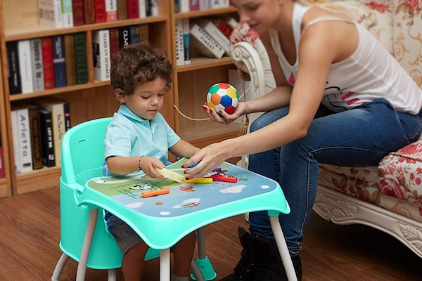 High Chairs For Kids: A Hassle Free Feeding Time