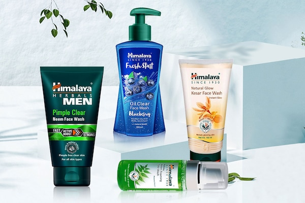 Best Face Washes From Himalaya