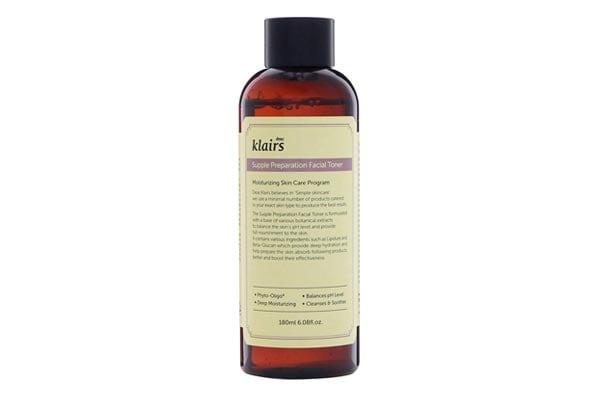 Best Hyaluronic Acid Toners Klairs Supple Preperation Facial Toner 1563874717824