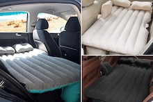 Inflatable Car Mattress To Enjoy Relaxed Time On The Go
