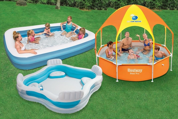 Splash and Enjoy With These Inflatable Pools For Adults