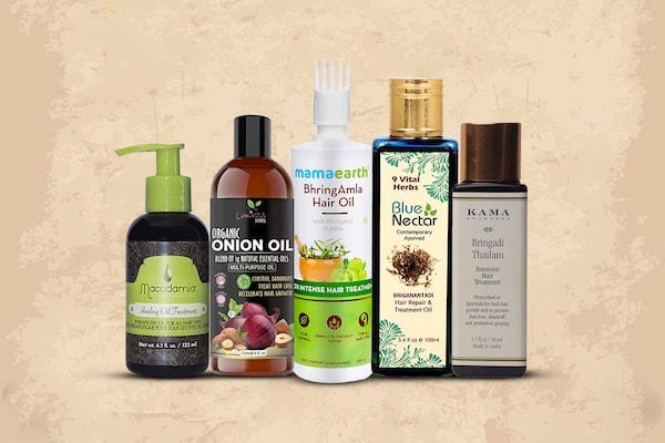 Intensive Hair Repair Treatment Oils To Rejuvenate Tresses
