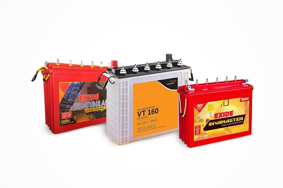Best Inverter Battery in India