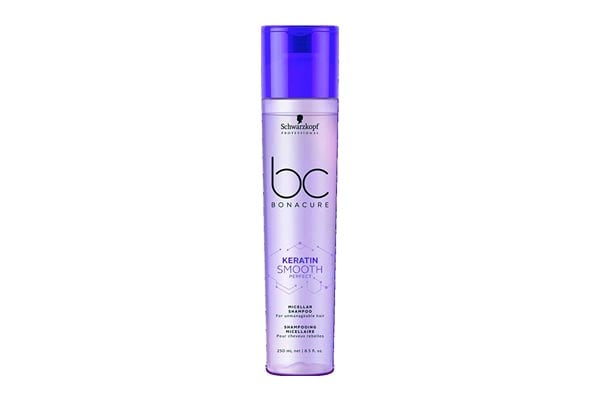 Schwarzkopf Professional BC Keratin Smooth Perfect Micellar Shampoo