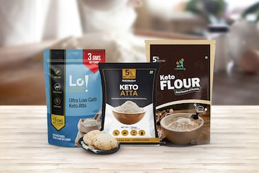 Best Keto Atta Brands With Minimal Carb Content