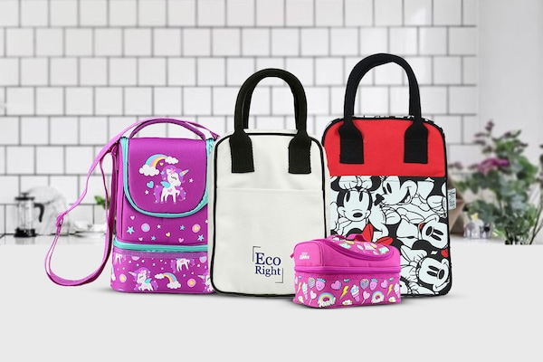 Lunch Bags For Kids: Designs Your Child Will Love