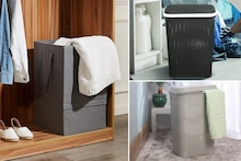 Best Laundry Baskets To Store And Hide Your Dirty Linen