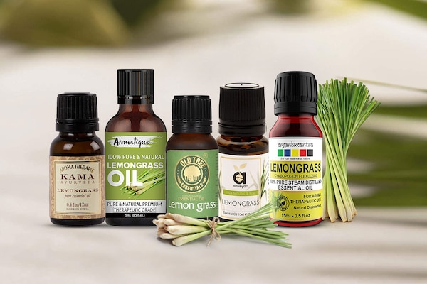 Best Lemongrass Essential Oils For Skin: Time To Detox And Purify Your Skin
