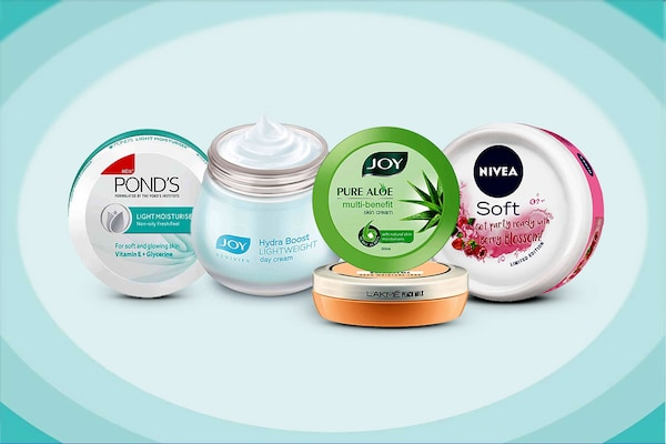 Best Lightweight Moisturising Creams For Non-Greasy And Radiant-Looking Skin