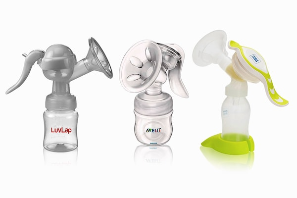 Best Manual Breast Pumps For New Moms