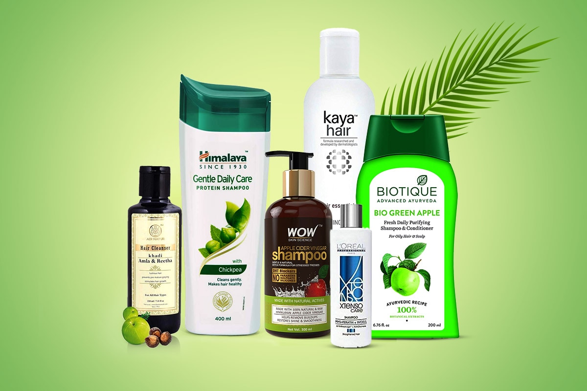 Mild Shampoos For Hair In India 2020 Hotdeals360
