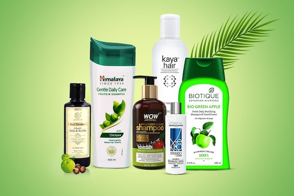 Best Mild Shampoos for Hair