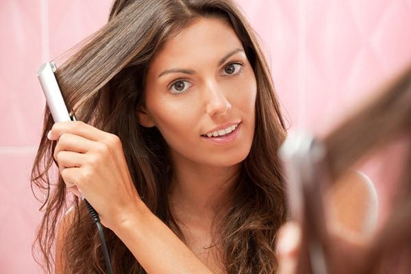 Best Hair Straighteners   Mini Straighteners