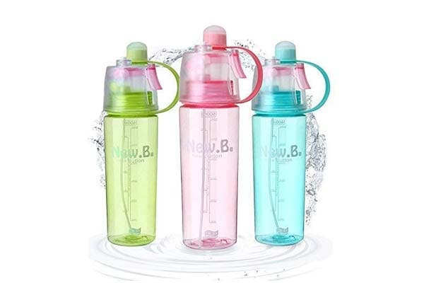 Dinta Mall Multipurpose B. Mist Spray Water Bottle