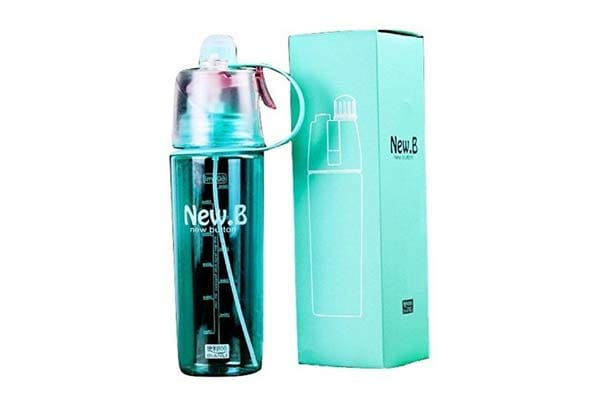 Indion Portable Mist Spray Water Bottle