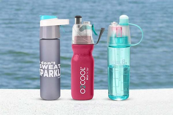 Best Mist Spray Water Bottles : Beat The Heat In A New Way!