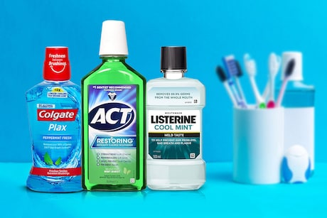 The Best Mouthwashes To Fight Bad Breath And Bleeding Gums