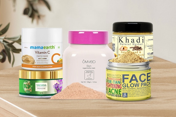 Best Natural Face Packs For Glowing Skin That Are Nourishing And Revitalising