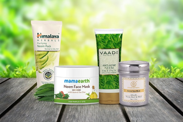 Top Neem Face Packs For Clear and Healthy Looking Skin