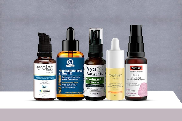 Best Niacinamide Serums For Blemish-Free Smoother-Looking Skin
