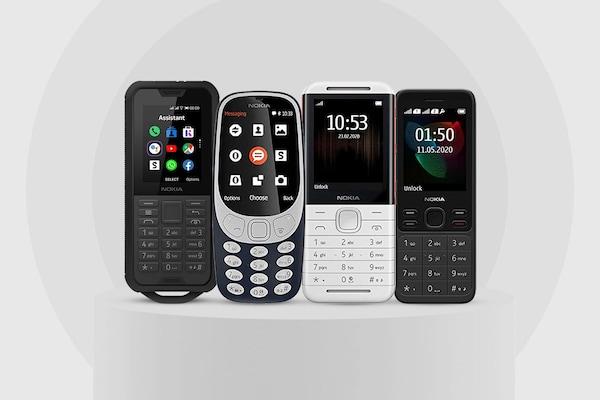 7 Easy to Use Nokia Keypad Phones