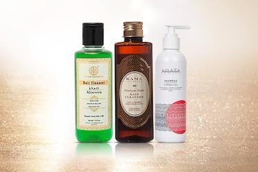 10 Best Organic Shampoos in India