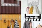 Hang Anything Safely Using These Over The Door Hook Hangers