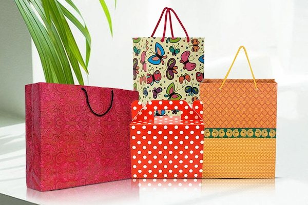 Best Paper Bags For Gifting