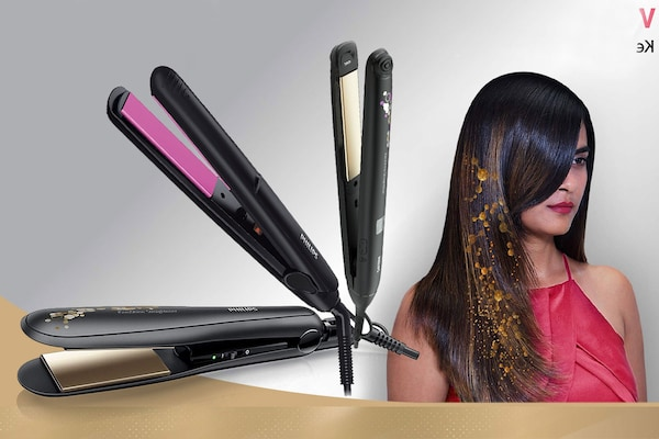 Philips Hair Straighteners For Silky Smooth Finish