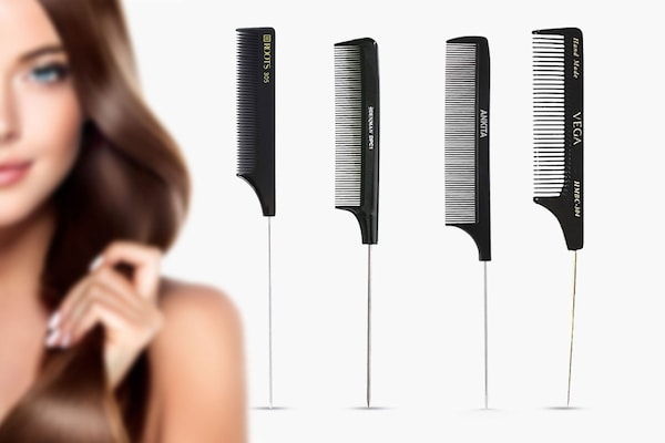Pin Tail Combs: A Must-Have For Barber Tool Top-Notch Hairstyles