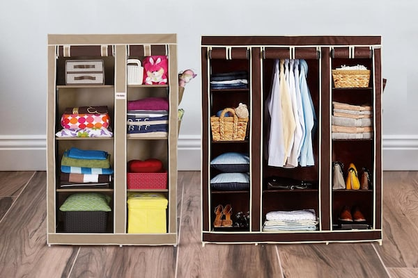 Foldable Wardrobes: No More Compromises On Organised Storage