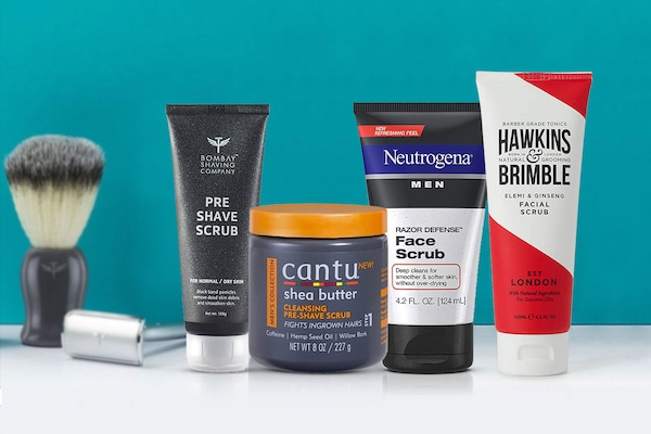 Prep Up For Smoother And Close Shave With These Best Pre-Shave Scrubs