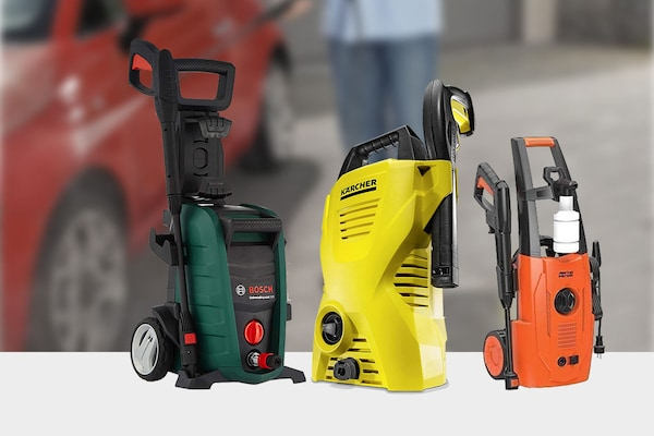 Pressure Washers for Cars: For A Sophisticated Cleaning Session