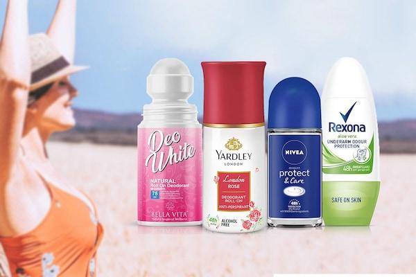 Best Roll-on Deodorants For Women: Say Goodbye To Body Odour
