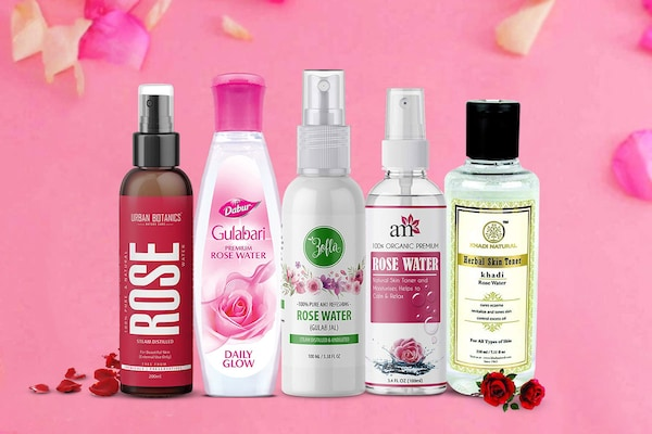 The Best Rose Water For A Glowing Skin