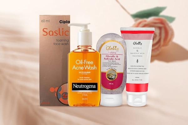 Salicylic Acid Face Wash: Banish Pesky Blemishes and Unclog Your Pores