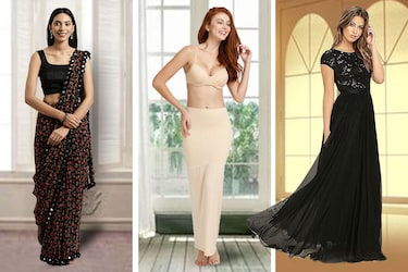 Best Saree Shapewear For Women: A Great Alternative to Traditional Petticoats