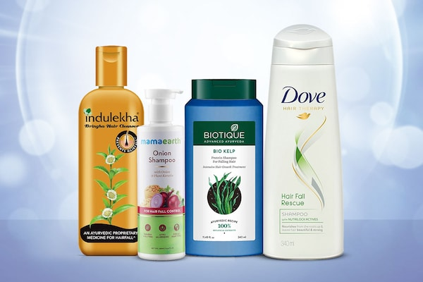 Best Shampoos To Control Hair Fall