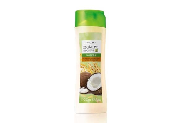 Oriflame Nature Secrets Shampoo for Dry and Damaged Hair Wheat & Coconut