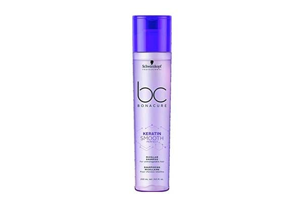 Schwarzkopf Bonacure Smooth Perfect Shampoo, 250ml