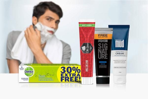 Super-Hydrating Shaving Creams For Men