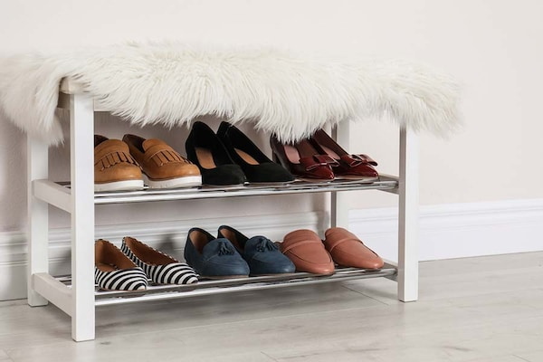 Best Shoe Racks To Buy Online: Stack them up!