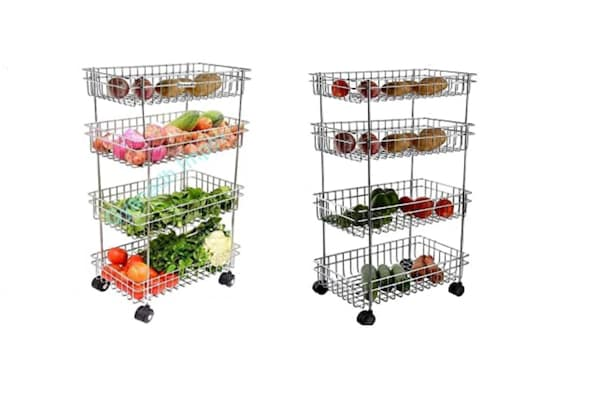 Stainless Steel Trolley Stands: An Ideal Storage Solution